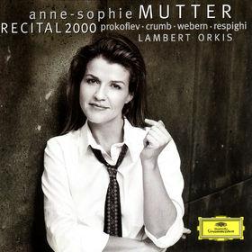 Anne-Sophie Mutter - Recital 2000, 00028946950326