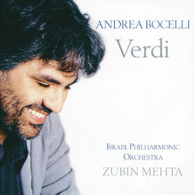 Andrea Bocelli, Verdi: Arias, 00028946460023