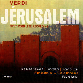 Giuseppe Verdi, Jérusalem, 00028946261323