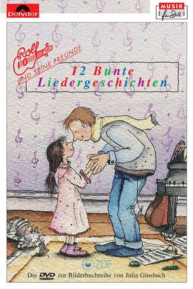 Rolf Zuckowski, 12 Bunte Liedergeschichten, 00044005322897