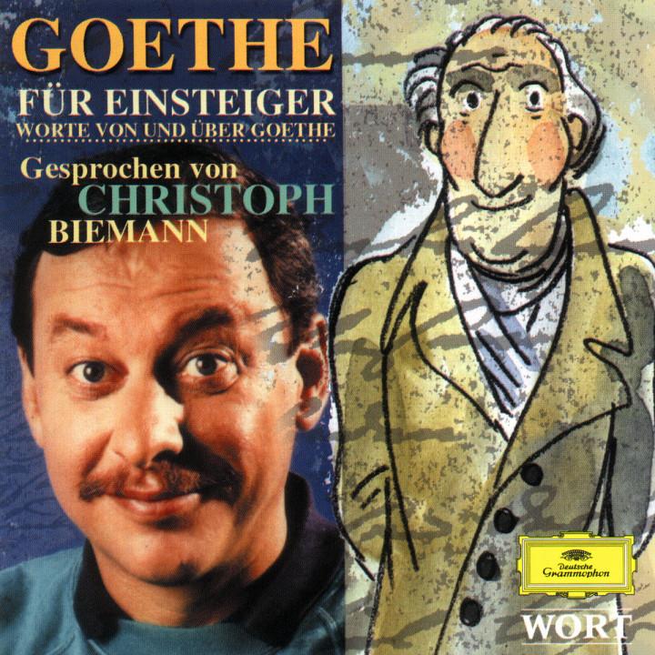 Goethe für Einsteiger - Worte von und über Goethe 0028945986722