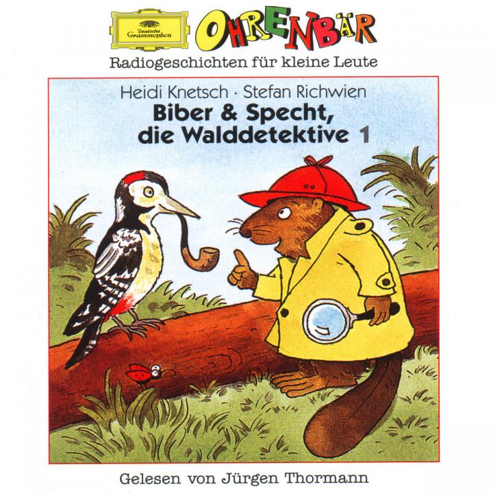 Biber & Specht, Die Walddetektive, Folge 1 0028945988126