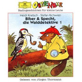 Jürgen Thormann, Biber & Specht, die Walddetektive, 00028945988122