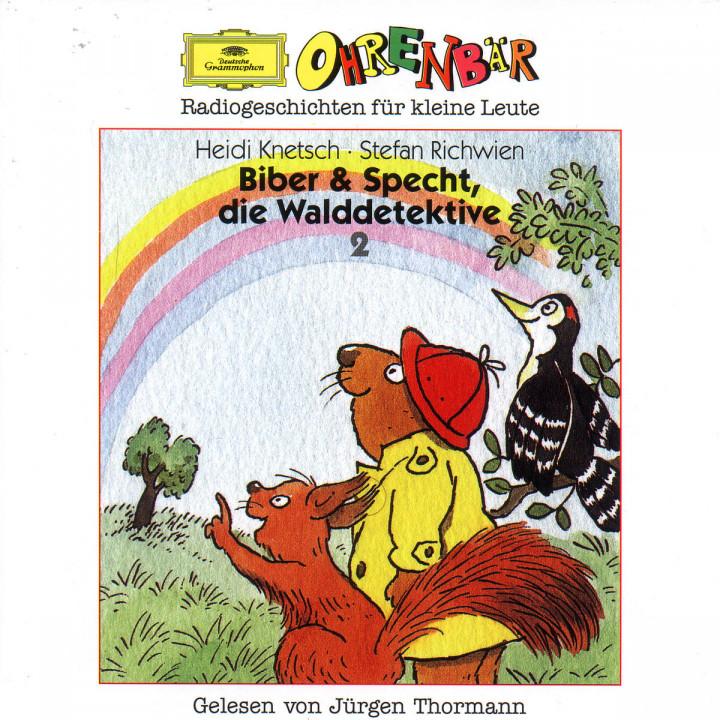 Biber & Specht, Die Walddetektive, Folge 2 0028945988229