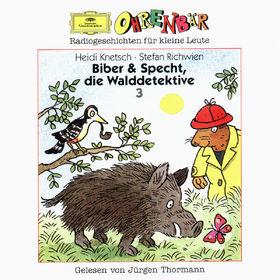Jürgen Thormann, Biber & Specht, die Walddetektive, 00028945988320