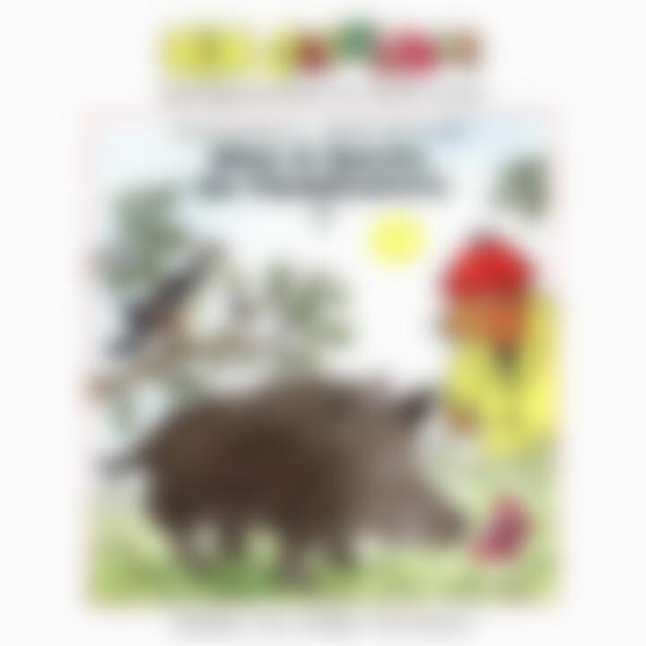 Biber Und Specht, Die Walddetektive, Folge 3 0028945988322
