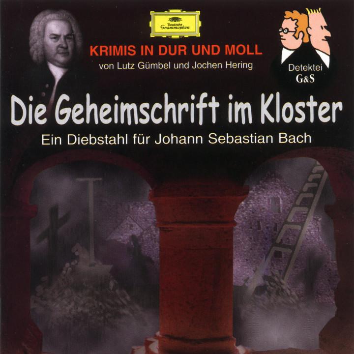 Die Geheimschrift im Kloster - Ein Diebstahl für J.S. Bach 0028945989725