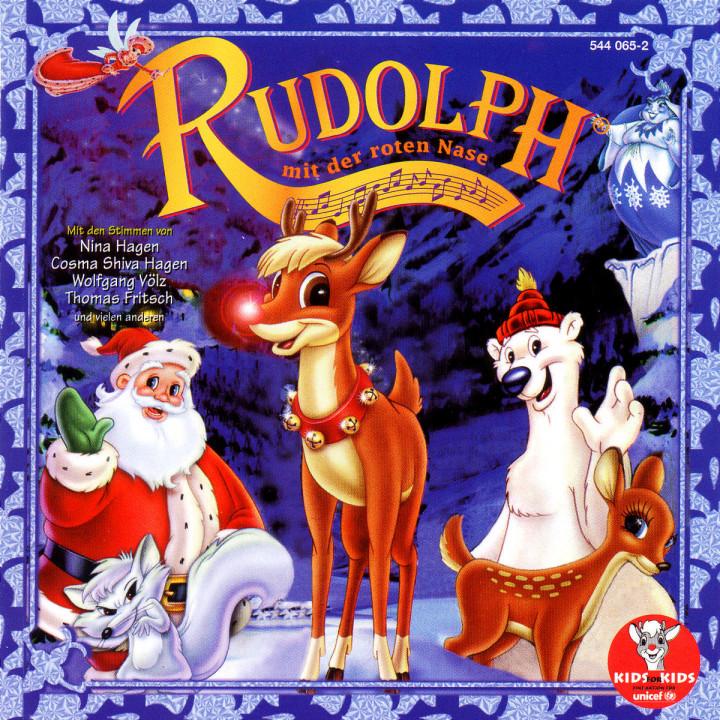 Rudolph mit der roten Nase 0731454406523