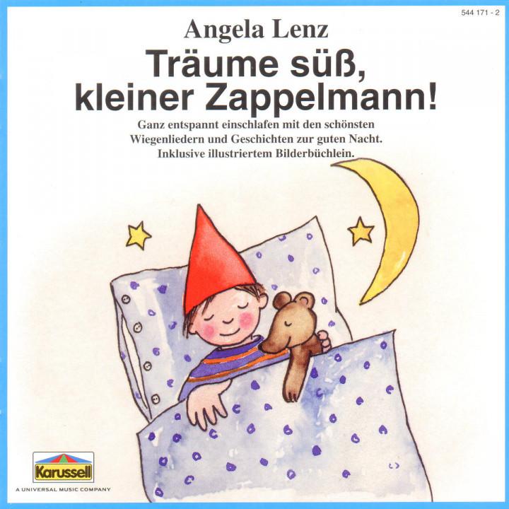 Träume süß, kleiner Zappelmann! 0731454417125