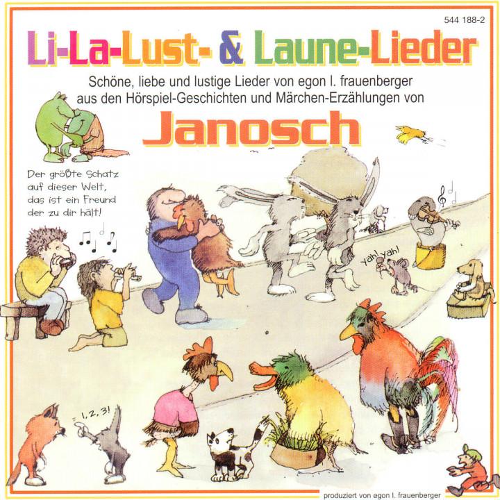 Li-La-Lust & Laune Lieder 0731454418827