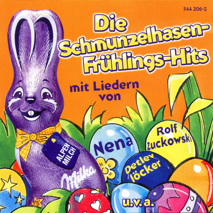 Die Schmunzelhasen-Frühlings-Hits 0731454420626