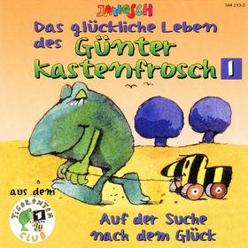 Janosch, Das glückliche Leben des Günter Kastenfrosch (Vol. 1), 00731454421348