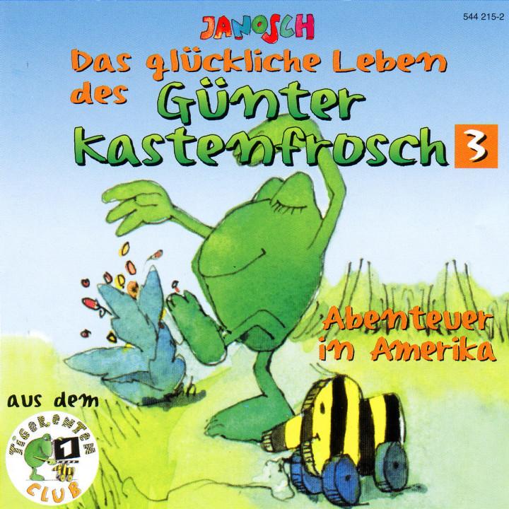 Das glückliche Leben des Günter Kastenfrosch (Vol. 3) 0731454421524