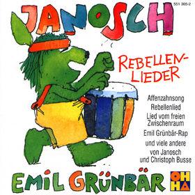 Janosch, Emil Grünbärs Rebellenlieder, 00731455136548