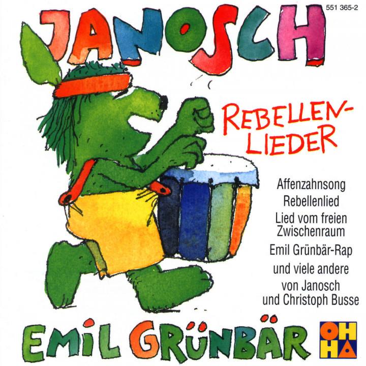Emil Grünbärs Rebellenlieder 0731455136522