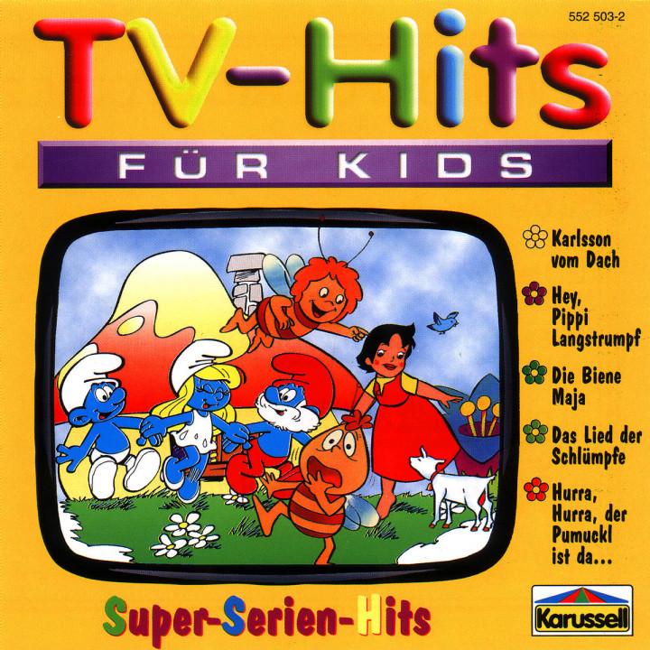 TV-Hits für Kids (Vol. 2) 0731455250327