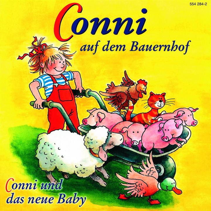 Conni auf dem Bauernhof / Conni und das neue Baby 0731455428443