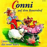 Conni, 03: Conni auf dem Bauernhof / Conni und das neue Baby, 00731455428421