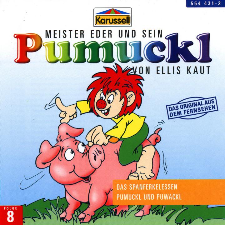 Meister Eder und sein Pumuckl (Vol. 8) 0731455443123