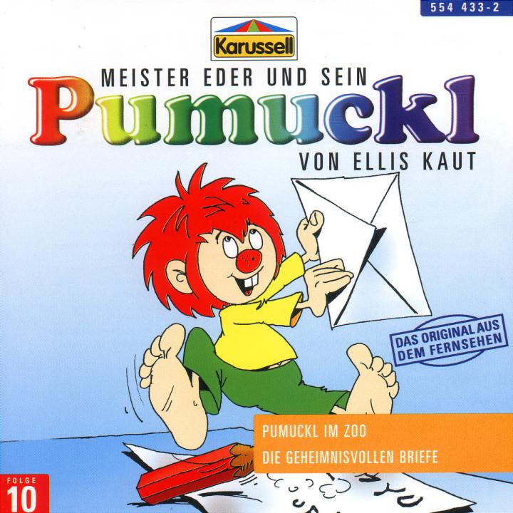 Meister Eder und sein Pumuckl (Vol. 10) 0731455443329