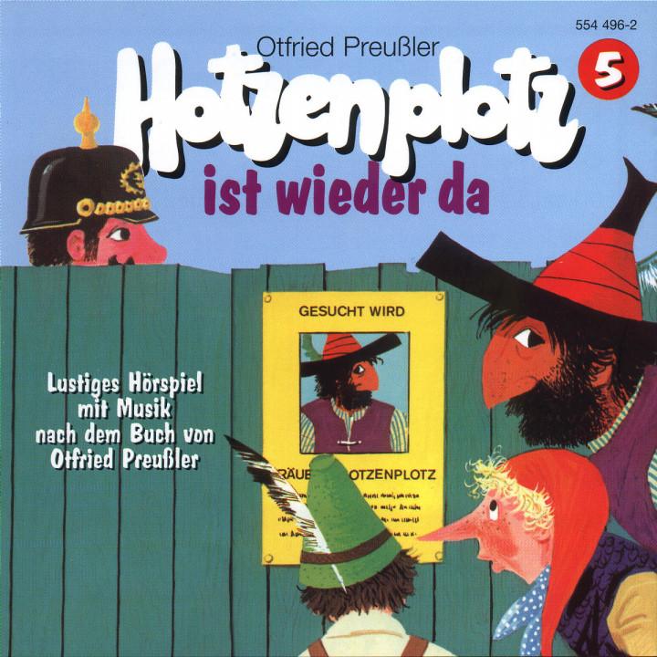 Der Räuber Hotzenplotz (Vol. 5) 0731455449624