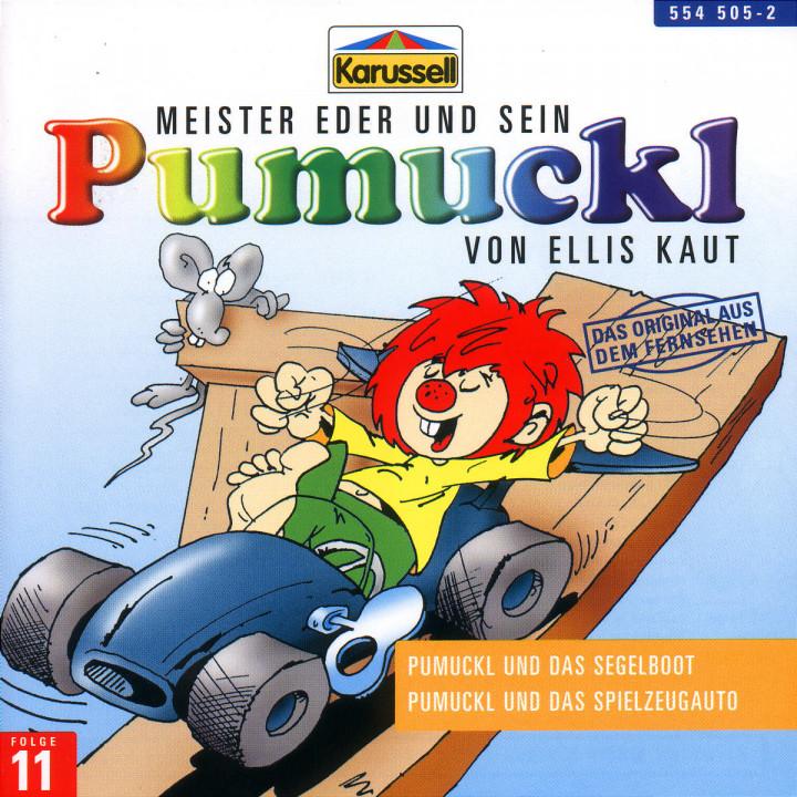 Meister Eder und sein Pumuckl (Vol. 11) 0731455450525