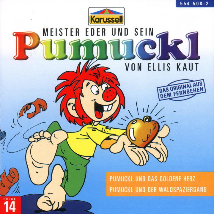 Meister Eder und sein Pumuckl (Vol. 14) 0731455450824