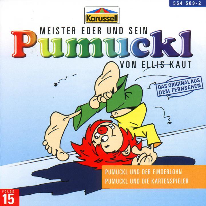 Meister Eder und sein Pumuckl (Vol. 15) 0731455450927