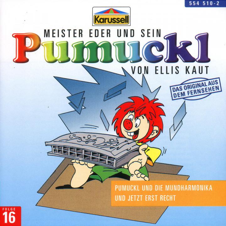 Meister Eder und sein Pumuckl (Vol. 16) 0731455451021