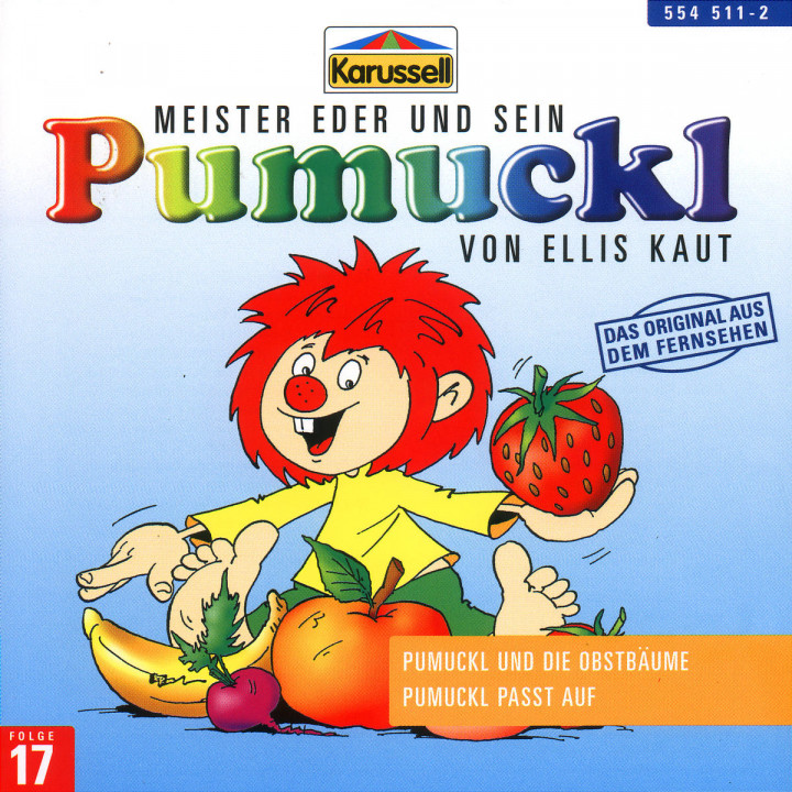 Meister Eder und sein Pumuckl (Vol. 17) 0731455451124