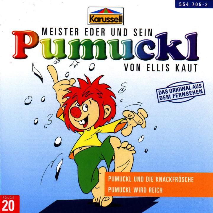 Meister Eder und sein Pumuckl (Vol. 20) 0731455470521