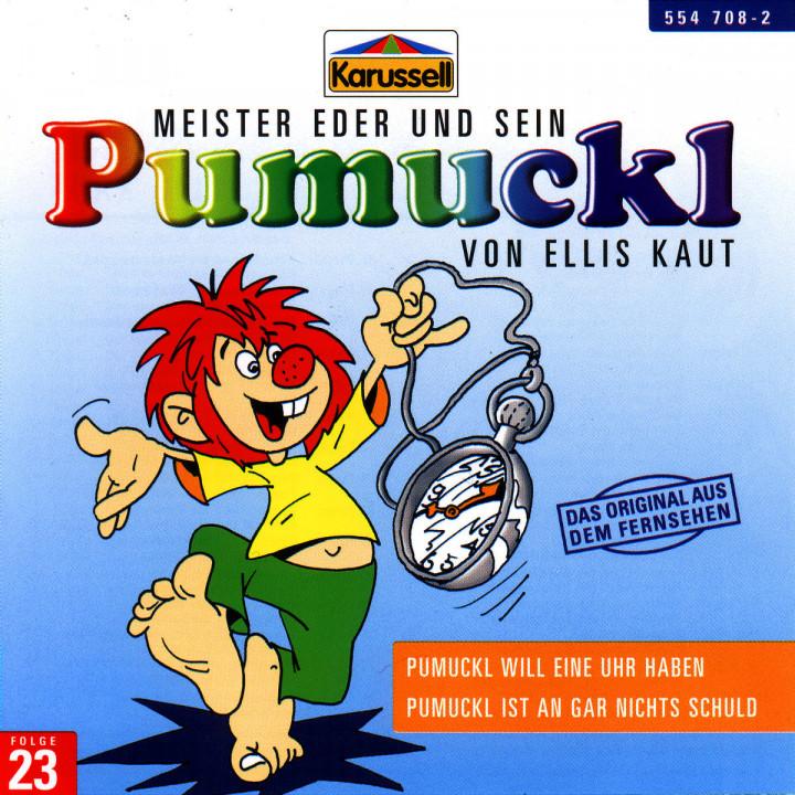 Meister Eder und sein Pumuckl (Vol. 23) 0731455470820