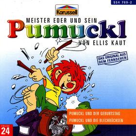 Pumuckl, Meister Eder und sein Pumuckl (Vol. 24), 00731455470925