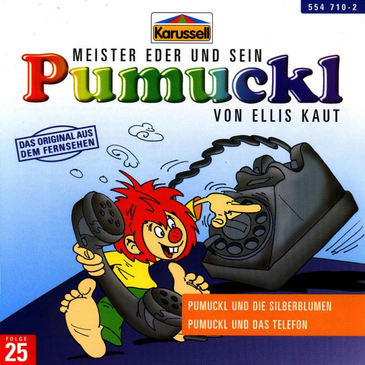 Meister Eder und sein Pumuckl (Vol. 25) 0731455471027