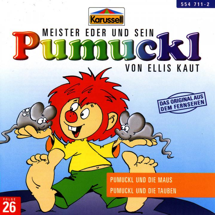Meister Eder und sein Pumuckl (Vol. 26) 0731455471120