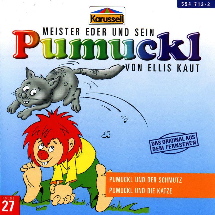Meister Eder und sein Pumuckl (Vol. 27) 0731455471223