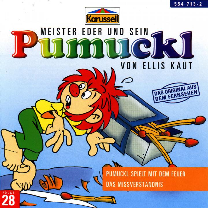 Meister Eder und sein Pumuckl (Vol. 28) 0731455471326