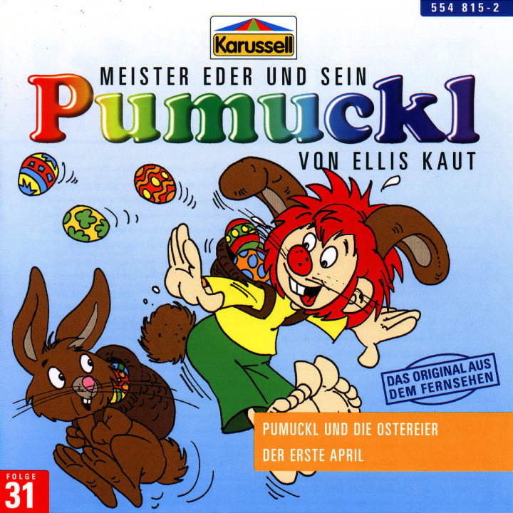 Meister Eder und sein Pumuckl (Vol. 31) 0731455481525