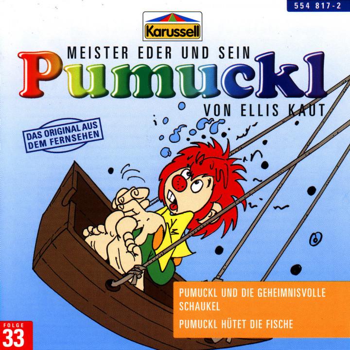 Meister Eder und sein Pumuckl, Folge 33: Pumuckl und die geheimnisvolle Schaukel - Pumuckl hütet di 0731455481721