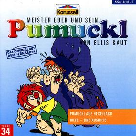 Pumuckl, Meister Eder und sein Pumuckl (Vol. 34), 00731455481822