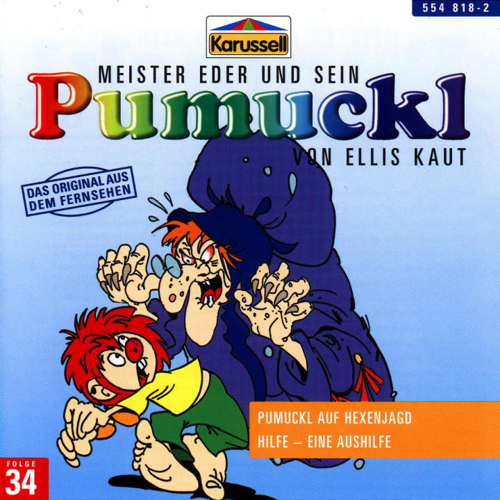 Meister Eder und sein Pumuckl (Vol. 34) 0731455481824