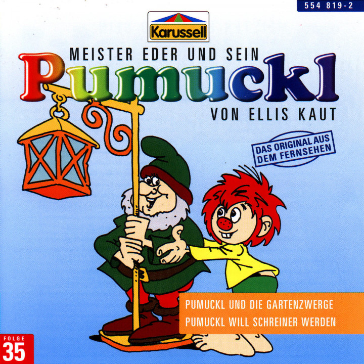 Meister Eder und sein Pumuckl (Vol. 35) 0731455481927