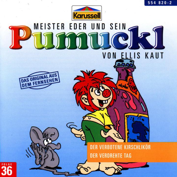Meister Eder und sein Pumuckl (Vol. 36) 0731455482021