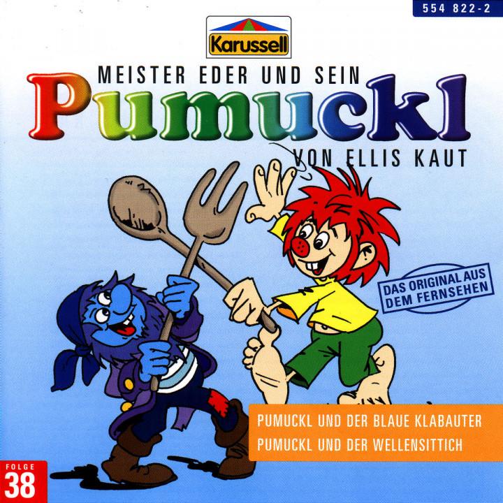 Meister Eder und sein Pumuckl (Vol. 38) 0731455482227
