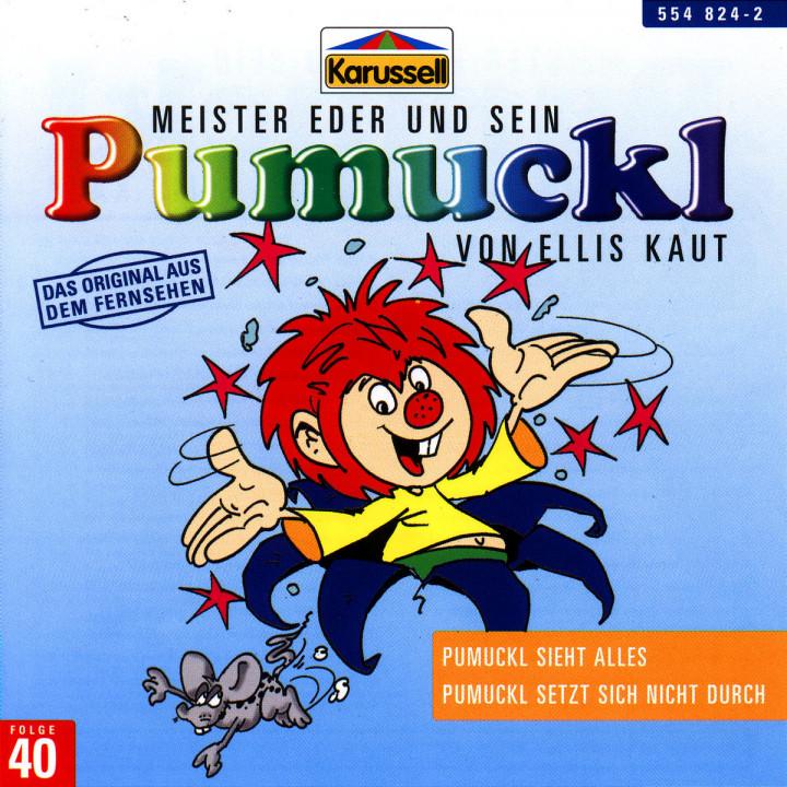 Meister Eder und sein Pumuckl (Vol. 40) 0731455482423
