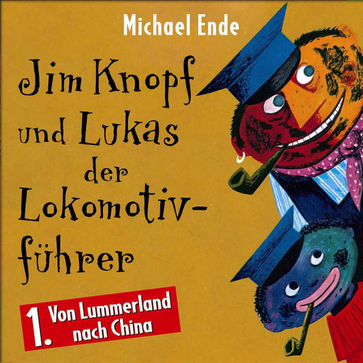 01: Jim Knopf und Lukas der Lokomotivführer (Hörspiel)