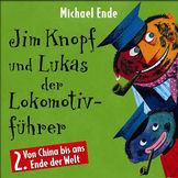 Michael Ende, Jim Knopf und Lukas der Lokomotivführer (Vol. 2): Von China bis ans Ende der Welt, 00731455492323