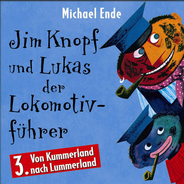 03: Jim Knopf und Lukas der Lokomotivführer (Hörspiel) 0731455492426