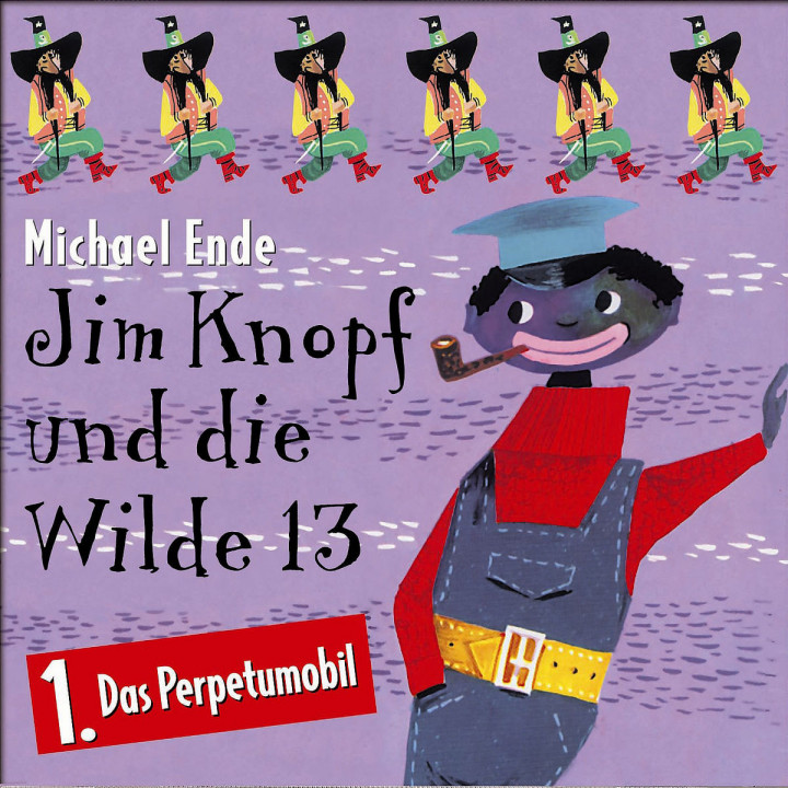 01: Jim Knopf und die Wilde 13 (Hörspiel) 0731455492529