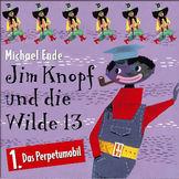 Michael Ende, Jim Knopf und die Wilde 13 (Vol. 1): Das Perpetumobil, 00731455492521